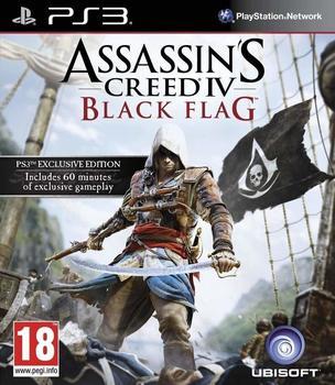UbiSoft Assassins Creed IV: Black Flag (PS3)