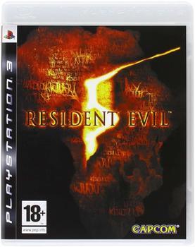 Capcom Resident Evil 5 (PS3)