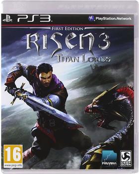 Deep Silver Risen 3: Titan Lords - First Edition (PEGI) (PS3)