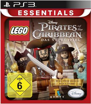 Disney Lego Pirates of the Caribbean - Das Videospiel (Essentials) (PS3)