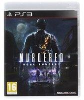 Square Enix Murdered: Soul Suspect (PEGI) (PS3)