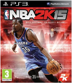 2K GAMES NBA 2K15 (PEGI) (PS3)