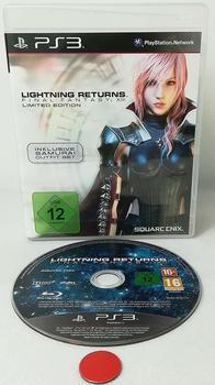 Lightning Returns: Final Fantasy XIII - Limited Edition (PS3)