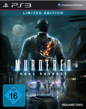 Square Enix Murdered: Soul Suspect - Limited Edition (PS3)