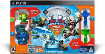 Activision Skylanders: Trap Team - Starter Pack (PS3)