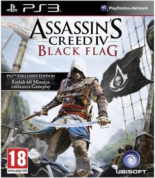 UbiSoft Assassins Creed IV: Black Flag - Bonus Edition (PEGI) (PS3)