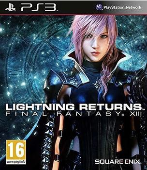 Square Enix Lightning Returns: Final Fantasy XIII (PEGI) (PS3)