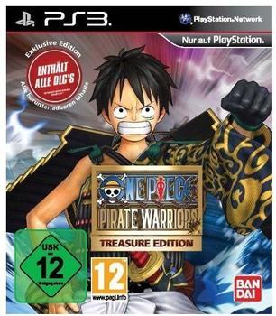 Bandai Namco Entertainment One Piece: Pirate Warriors - Treasure Edition (PS3)