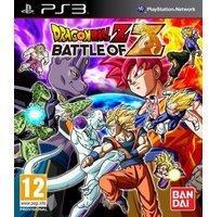 Namco DragonBall Z: Battle of Z (PEGI) (PS3)
