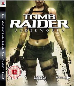 Eidos Tomb Raider: Underworld (PEGI) (PS3)