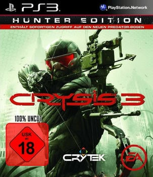 Electronic Arts Crysis 3 - Hunter Edition (PEGI) (PS3)
