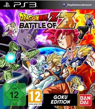 Dragon Ball Z: Battle of Z - Goku Edition (PS3)