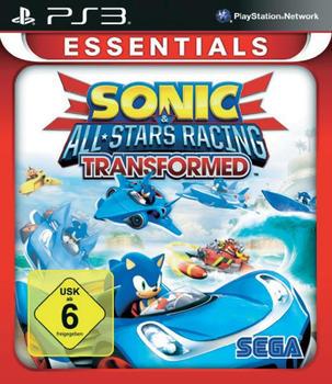 Sony Sonic & All-Stars Racing: Transformed (PEGI) (PS3)