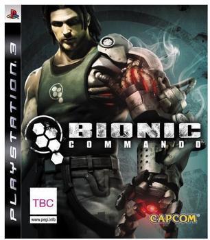 Capcom Bionic Commando (PEGI) (PS3)