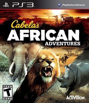 Cabela's African Adventures (PS3)