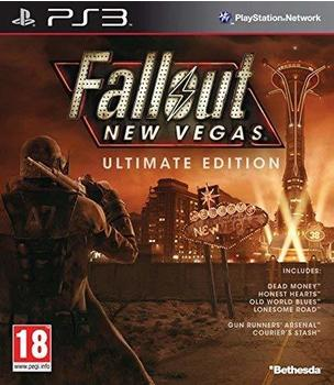 Bethesda Fallout: New Vegas - Ultimate Edition (Relaunch) (PEGI) (PS3)