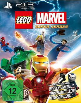 Warner Lego Marvel Super Heroes - Special Edition (PS3)