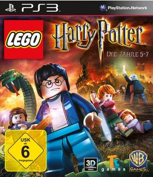 LEGO Harry Potter: Die Jahre 5 - 7 (PS3)