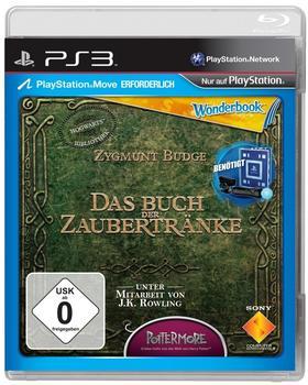 Wonderbook: Das Buch der Zaubertränke (PS3)