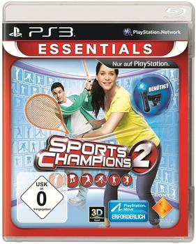 Sony Sports Champions 2 (Essentials) (Move) (PS3)
