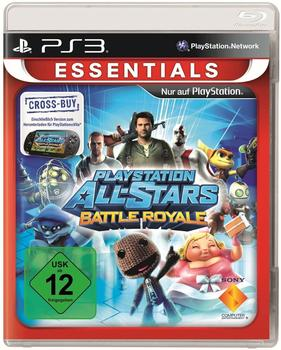 Sony PlayStation All-Stars: Battle Royale (Essentials) (PS3)