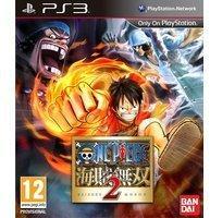 Namco One Piece: Pirate Warriors 2 (PEGI) (PS3)