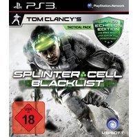 Ubisoft Splinter Cell: Blacklist - Special Edition (PS3)
