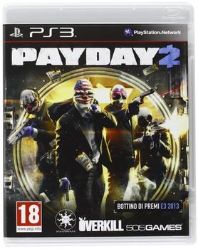 505 Games PayDay 2 (PEGI) (PS3)