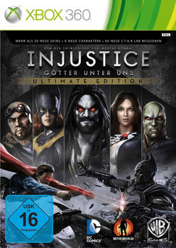 Warner Injustice: Gods Among Us (PEGI) (PS3)