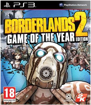 Borderlands 2: Game of the Year Edition (PS3)