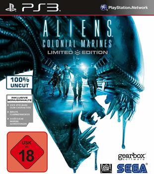 Sega Aliens: Colonial Marines - Limited Edition (PS3)