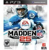 Electronic Arts Madden NFL 25 (PEGI) (PS3)