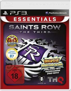 THQ Saints Row: The Third (Essentials) (PS3)