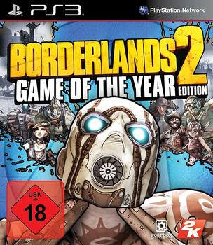2K Games Borderlands 2 - Game of the Year Edition (PS3)