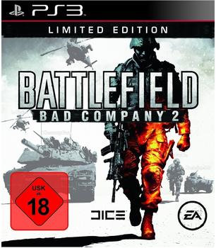 Electronic Arts Battlefield: Bad Company 2 - Limited Edition (PS3)