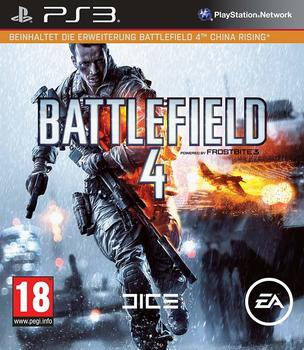 Electronic Arts Battlefield 4 - Day One Edition (inkl. China Rising) (PEGI) (PS3)