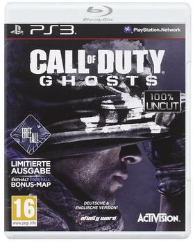 Activision Call of Duty: Ghosts - Free Fall Edition (PEGI) (PS3)