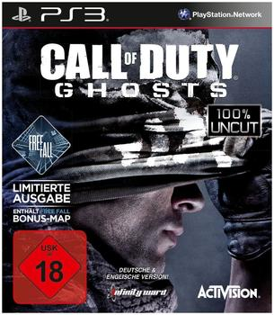 Call of Duty: Ghosts - Limitierte Ausgabe (PS3)