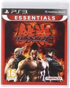 Sony Tekken 6 (Essentials) (PEGI) (PS3)