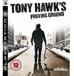 Tony Hawks Proving Ground (PS3)