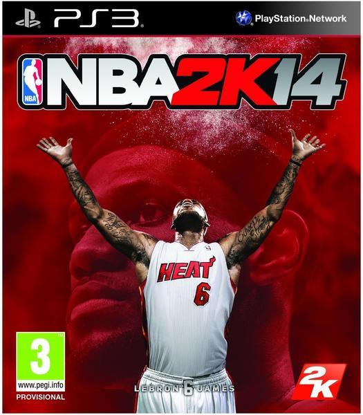 2K Sports NBA 2K14 (PEGI) (PS3)