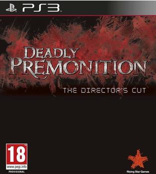 Koch Media Deadly Premonition - The Director's Cut (PEGI) (PS3)