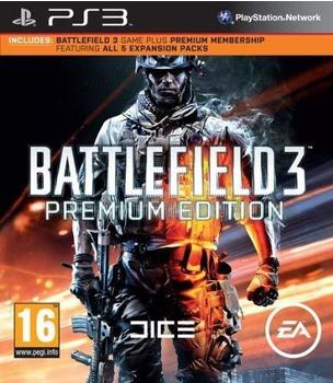 Electronic Arts Battlefield 3 - Premium Edition (PEGI) (PS3)