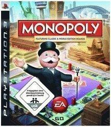Monopoly: Classic & World Edition (PS3)