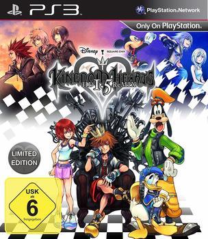 Square Enix Kingdom Hearts HD 1.5 ReMIX - Limited Edition (PS3)