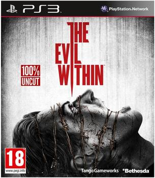 Bethesda The Evil Within (PEGI) (PS3)