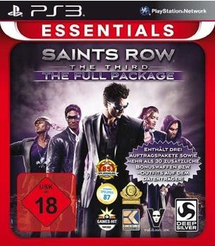 Deep Silver Saints Row: The Third - The Full Package (Essentials) (PS3)