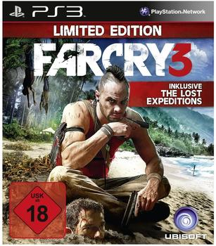 Far Cry 3: Limited Edition (PS3)