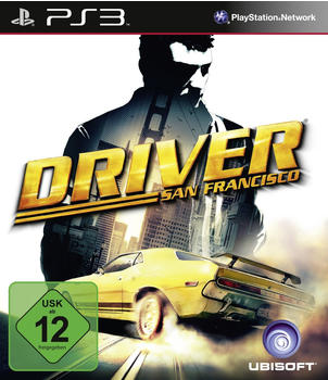 Ubisoft Driver: San Francisco (Essentials) (PEGI) (PS3)