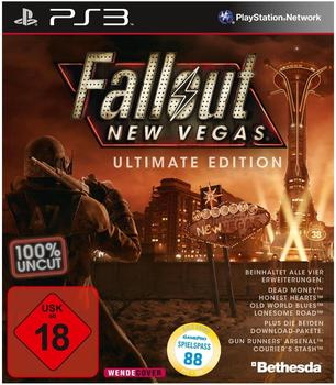 Bethesda Fallout: New Vegas - Ultimate Edition (Relaunch) (PS3)